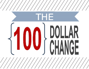 The $100 Bill Change