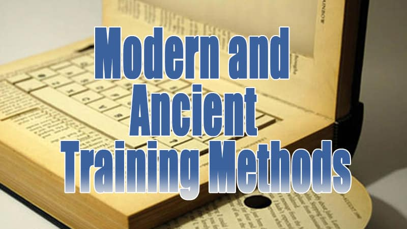 Magic Training Methods Ancient and Modern