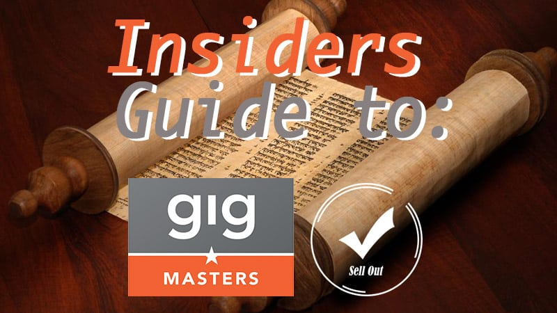 Insider's Guide to Gigmasters