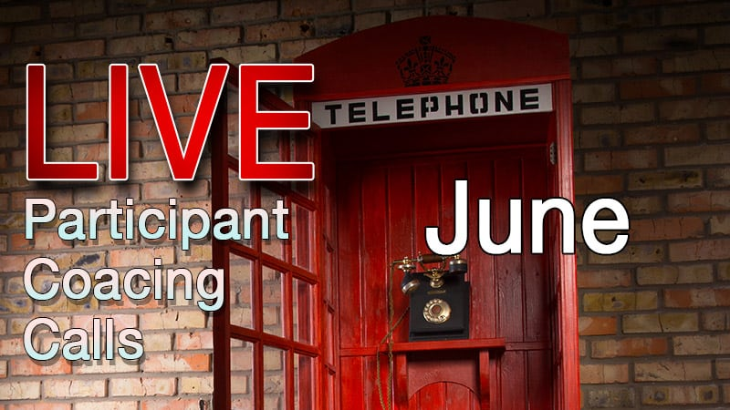 Live Participant Coaching Calls