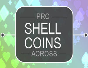 Professional Shell Coins Across