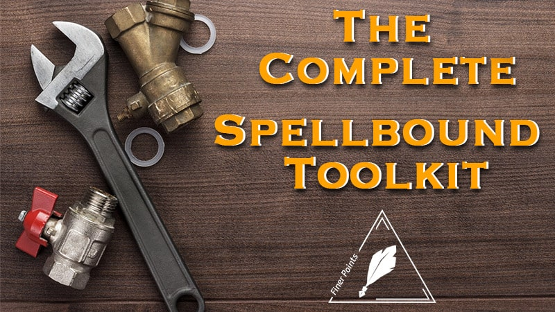 Spellbinder: The Complete Spellbound Toolkit