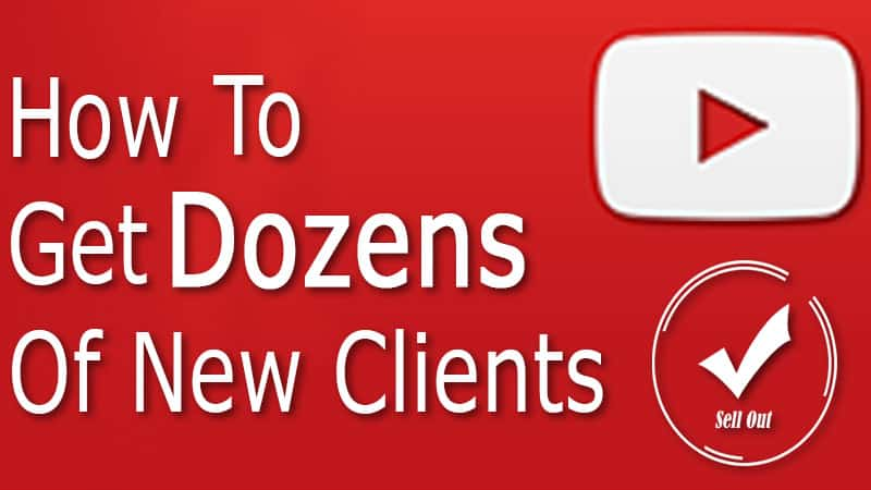 How to get Dozens of New Clients Using Youtube... for Free!