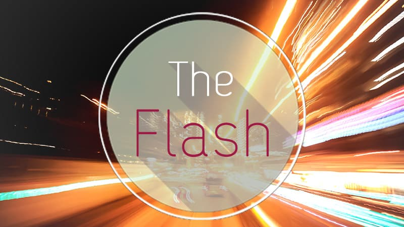 The Flash! A Visible Restoration