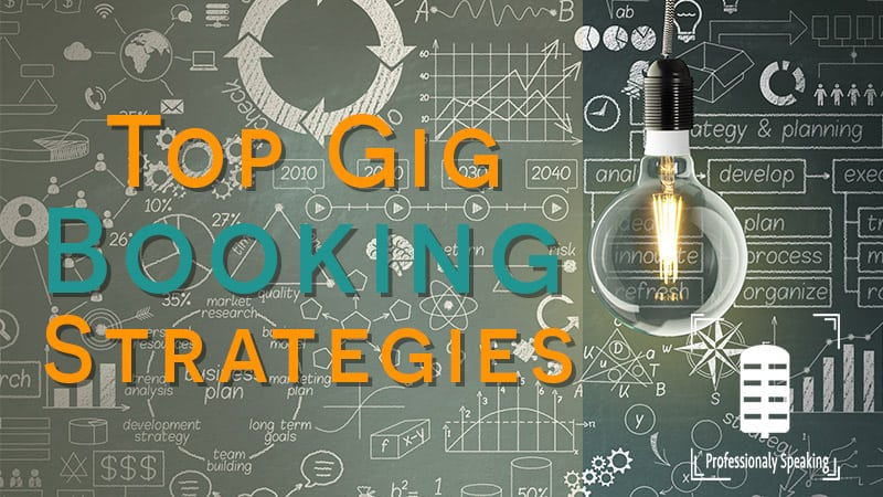 Top Gig Booking Strategies