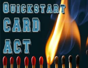 Quick Start Card Act