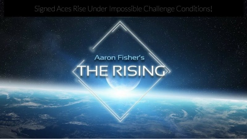 The Rising by Aaron Fisher