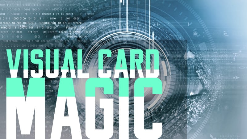 Visual Card Magic