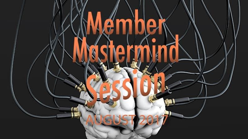 Member Mastermind - August 2017