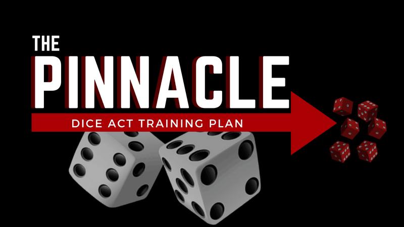 The Pinnacle Dice Act