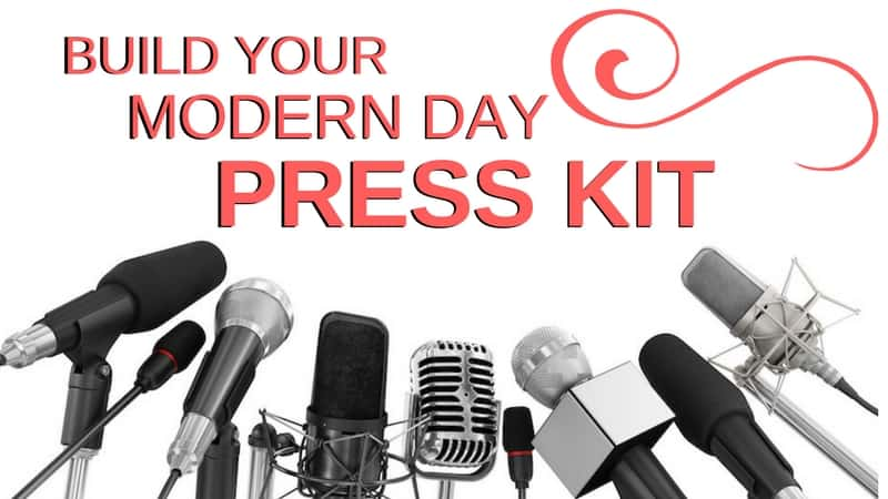 Build Your Modern Press Kit