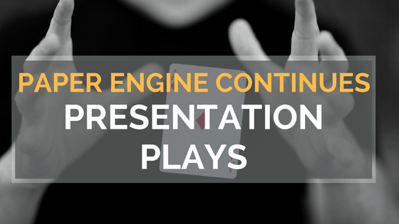 Presentation Plays