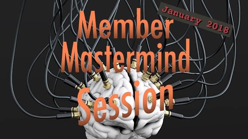 Member Mastermind - January 2018