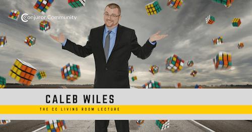 TKO: The Caleb Wiles CC Lecture