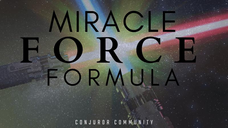 Miracle Force Formula