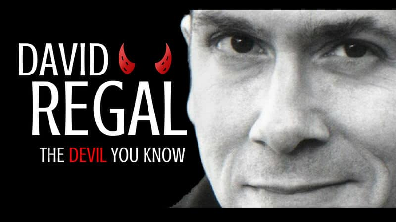 The Devil You Know: The David Regal CC Living Room Lecture