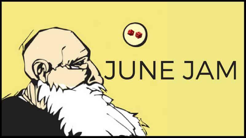 June Jam: Independice Day!