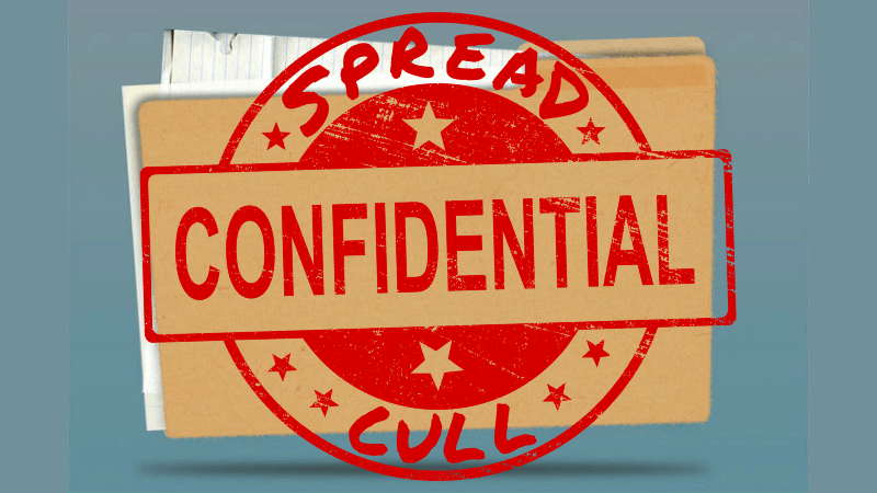 Spread Cull Confidential