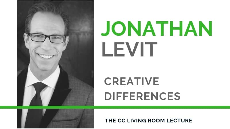 Jonathan Levit - The Living Room Lecture - Creative Differences