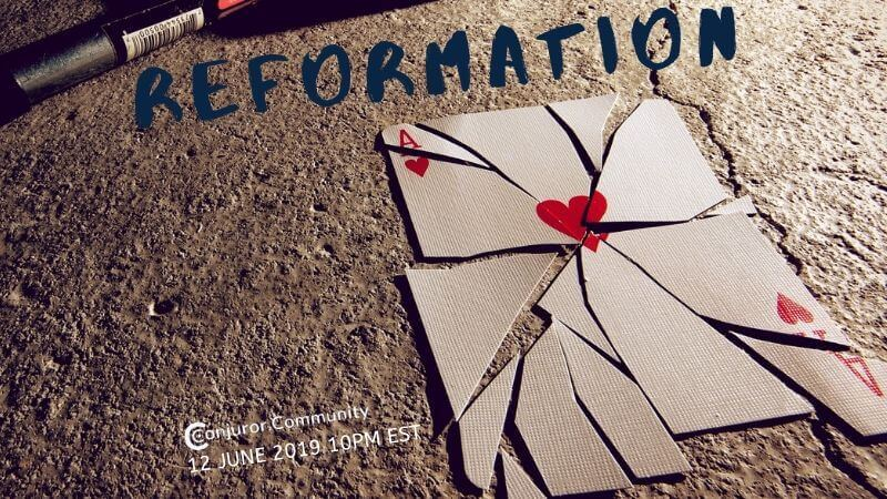 Reformation (June 12th)