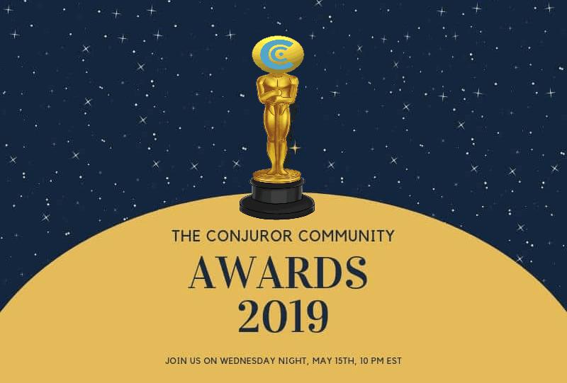 Conjuror Community Award 2019