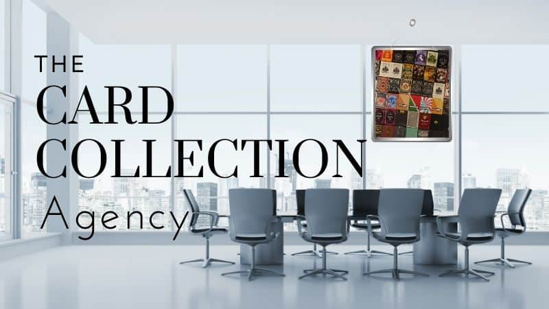 Special Event: The Card Collection Agency (February 19th)