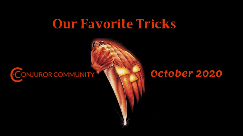 Our Favorite Tricks (Oct 28th)