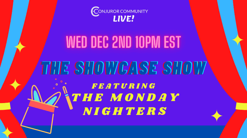 The Showcase Show (Dec 2nd)