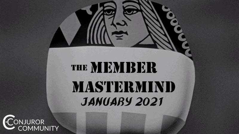 Member Mastermind (Jan 20th)
