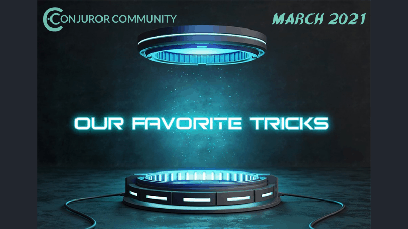 Our Favorite Tricks (March 10th)