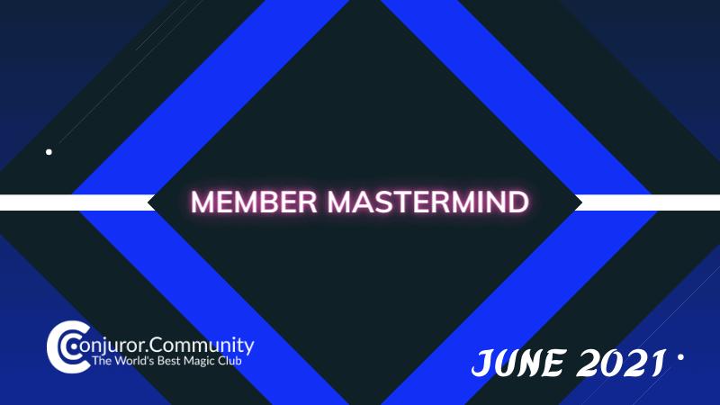 Member Mastermind (June 23rd)