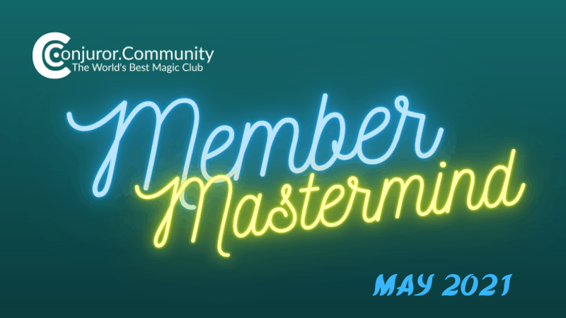 Member Mastermind (May 19th)
