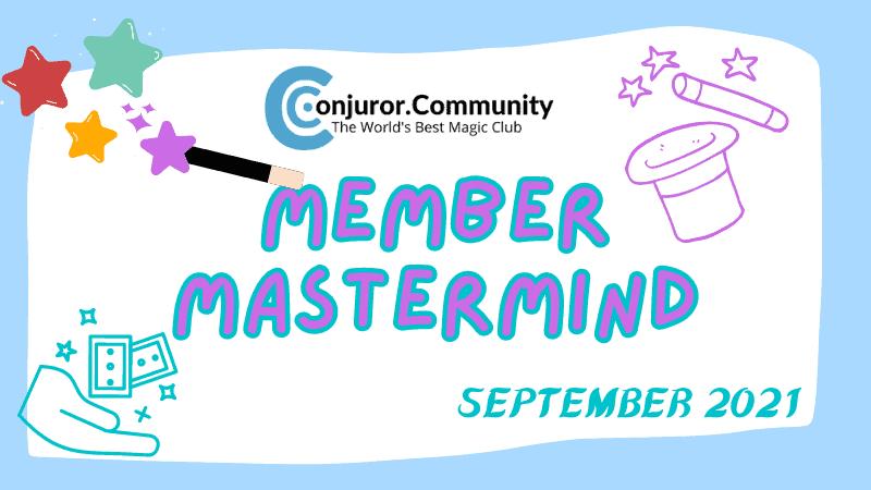 Member Mastermind (September 22nd)